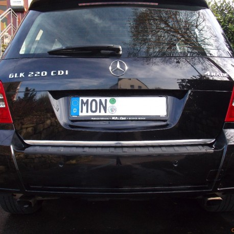 Listwa chrom do Mercedes-Benz GLK X204 z 2008r.