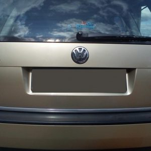 VW Golf 4 Kombi - Listwa chromowana