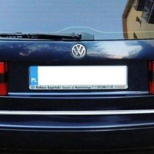 Listwa chrom do VW Passat B4 na klapę bagażnika