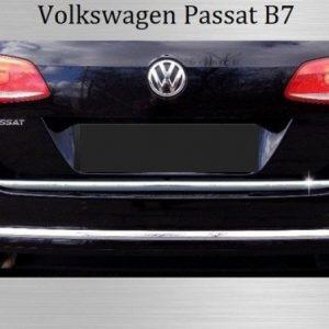 Listwa chrom do VW Passat B7 Kombi na klapę bagażnika.