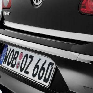 Listwa chromowana do VW Passat na klapę bagażnika.