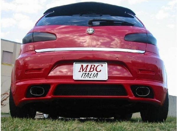 Listwa chrom do Alfa Romeo 147