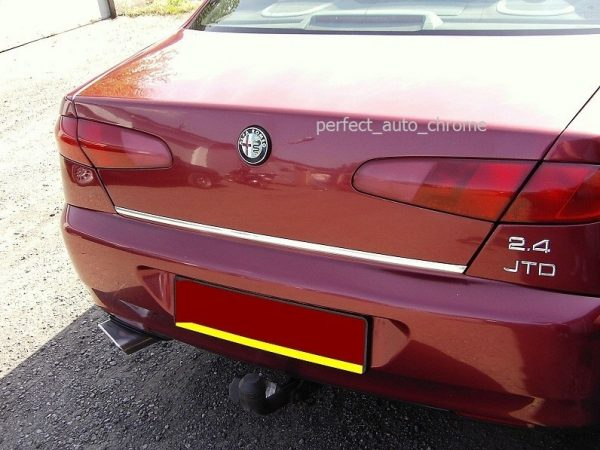 Listwa chromowana Alfa Romeo 166
