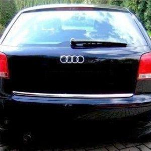 Listwa chromowana do Audi A3 - klapa bagażnika