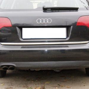 Listwa chrom na tylne drzwi do Audi A4 B7 Kombi