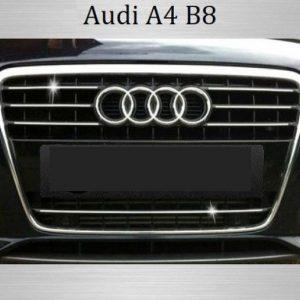 listwy chrom na przód AUDI A4 B8 Sedan i Kombi