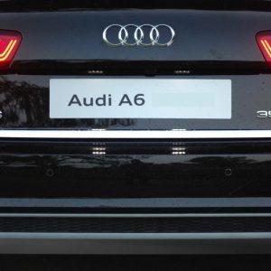Listwa chromowana do AUDI na tylne drzwi - A6 C7 Kombi z 2011