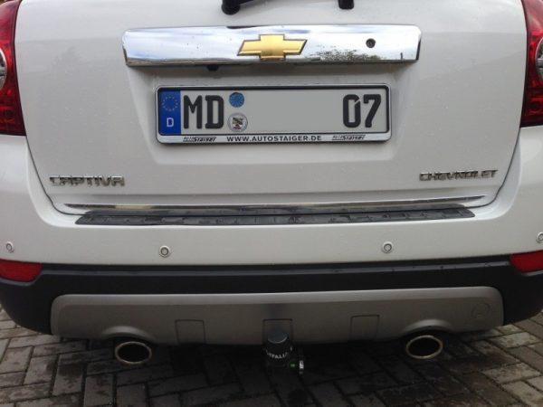 Listwa chromowana do Chevrolet CAPTIVA SUV