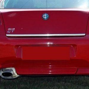 Nowa listwa chromowana na klapę bagażnika do Alfa Romeo GT