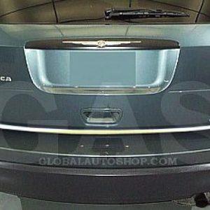 Listwa chrom na tylną klape bagaznika - ochronna do Chrysler Pacifica