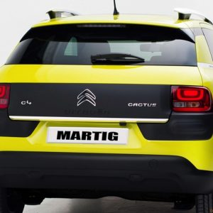 Listwa chromowana do Citroena C4 Cactus