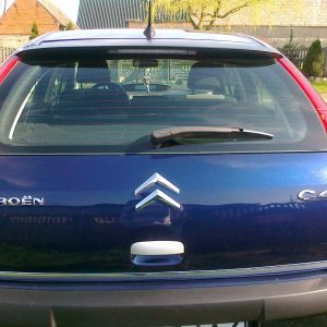 Listwa chrom do Citroen C4
