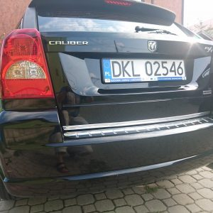 Listwa chrom na tylne drzwi do Dodge Caliber
