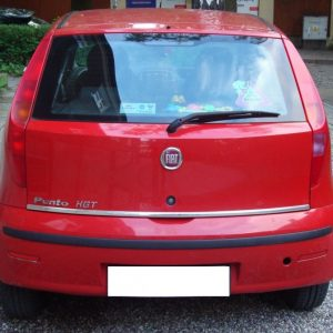Listwa chrom na tylne drzwi do Fiata Punto II