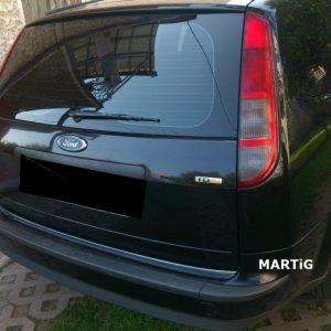 Listwa chrom na klapę bagażnika do Ford Focus II Kombi