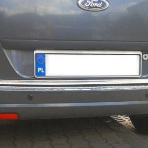 Listwa chromowana do Ford Fusion 2002-2012