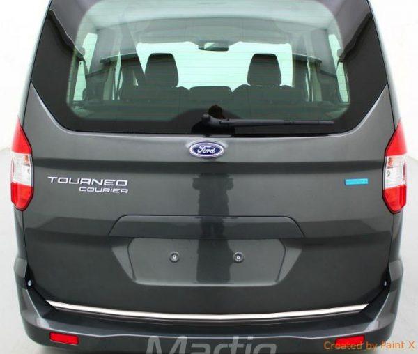 Listwa chrom Ford Tourneo Courier 2014 tylne drzwi