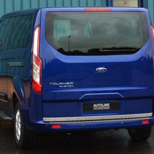 Listwa chromowana Ford Tourneo Custom na tylne drzwi