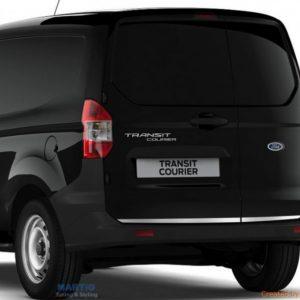 Listwa chrom do Forda Transit Courier 2014 na tylne drzwi
