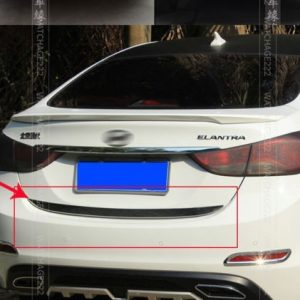 Listwa chrom na klapę bagażnika Hyundai Elantra MD UD