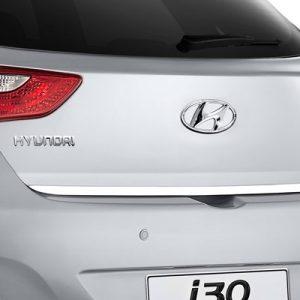 Listwa chromowana na klapę bagażnika do Hyundai i30 II HB-GD