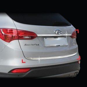 Listwa chrom na tylną klapę bagaznika do Hyundai Santa Fe III