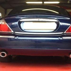 Listwa chrom do Jaguar S-Type