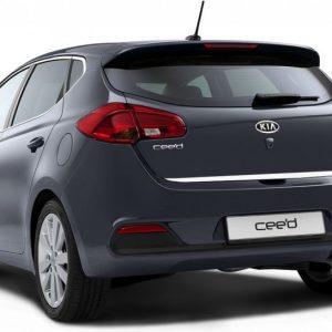 Nowa listwa chrom do Kia Ceed II Hatchback na klapę bagażnika