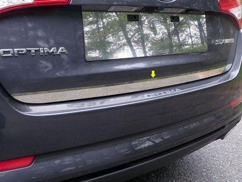 Listwa chrom na KIA Optima Sedan