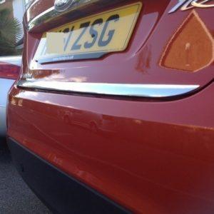 Nowa listwa chrom na Lancia Ypsilon III