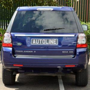 Nowa listwa chrom do Land Rover Freelancer II