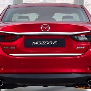 Nowa listwa chrom do Mazda 6 III na klapę bagażnika