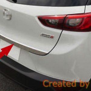 Listwa chrom do Mazda CX-3 DK na klapę bagażnika