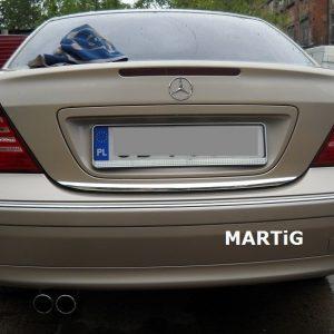 Listwa chrom do samochodu Mercedes-Benz C klasa W203