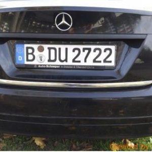 Listwa chrom do samochodu Mercedes-Benz C Klasa W204 Sedan