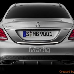 Listwa chrom do Mercedes-Benz C-Klasa W205