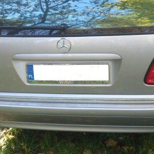 Listwa chromowana do samochodu Mercedes-Benz S210 Kombi