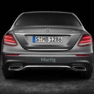 Listwa chrom do samochodu Mercedes - Benz E klasa W213