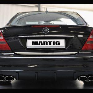 Mercedesa S Klasy W220 98-05. listwa chrom