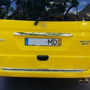 Mercedesa V Klasa Vito W639 Listwa chrom