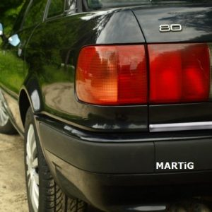 Audi 80 listwa chromowana