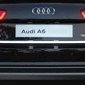 Audi A6 C7 Kombi Avant listwa chromowana