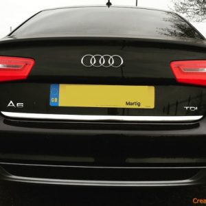 Audi A6 C7 Saloon listwa chromowana