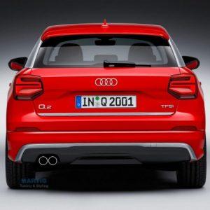 Audi Q2 listwa chromowana