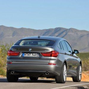 BMW 5 GT Gran Turismo listwa chromowana