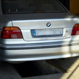 BMW 5er E39 Sedan listwa chromowana
