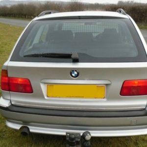 BMW 5er E39 Touring Kombi listwa chromowana