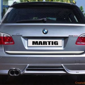BMW 5er E61 Touring Kombi listwa chromowana
