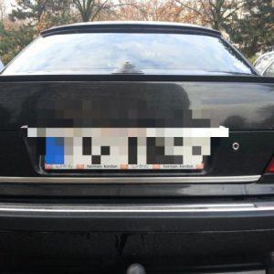 BMW 7er E38 listwa chromowana