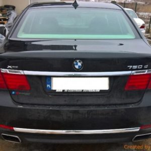 BMW 7er F01 F02 F03 F04 listwa chromowana